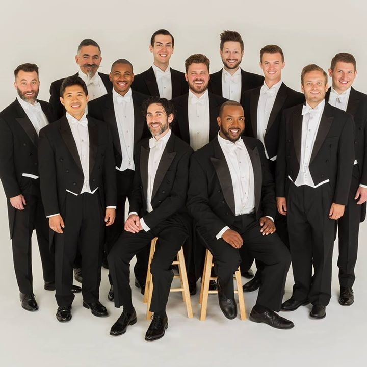 Chanticleer @ Concert - Boulogne-Billancourt, France