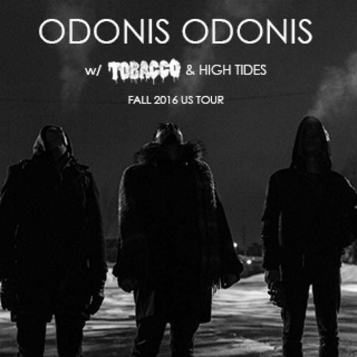 Odonis Odonis Tour Dates