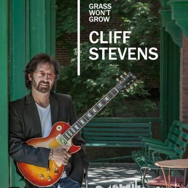 Cliff Stevens @ Blues garage - Deutschlandsberg, Austria