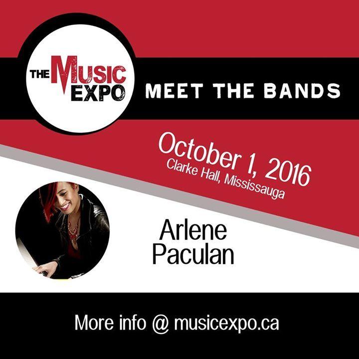 Arlene Paculan Tour Dates
