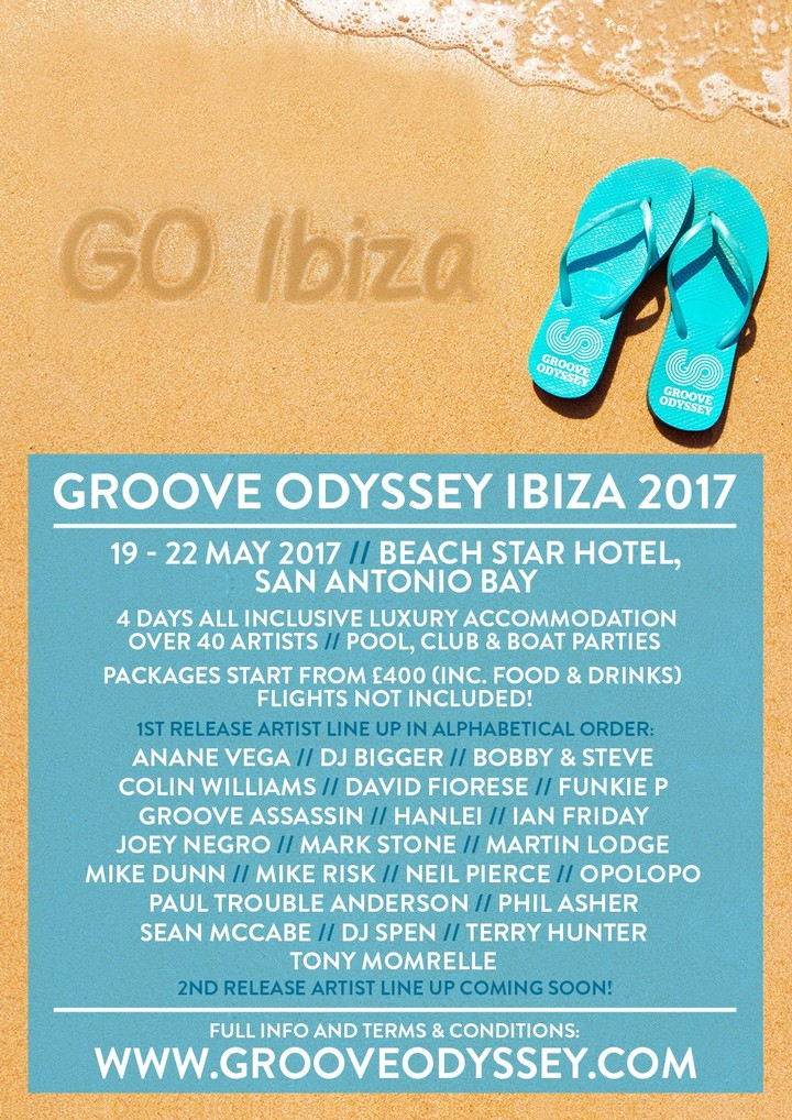 Opolopo @ Beach Star Hotel - Ibiza, Spain