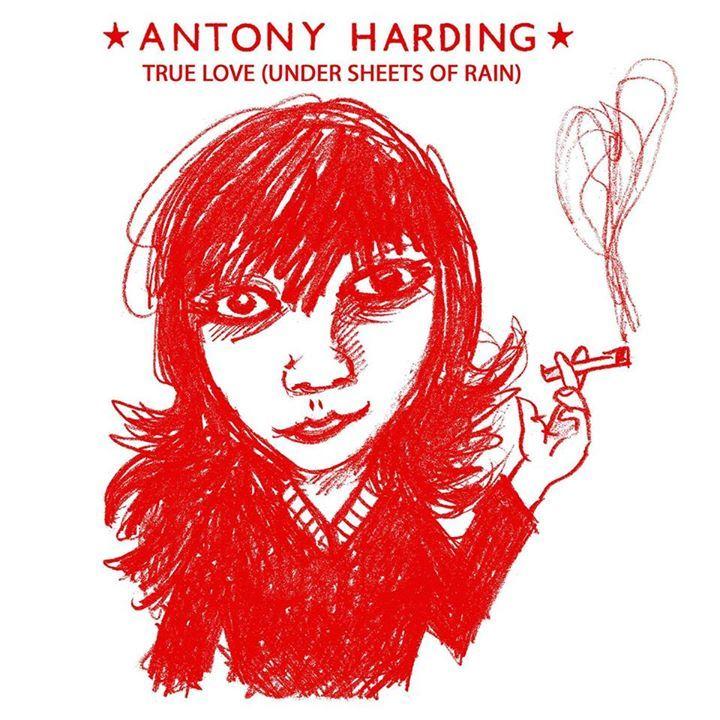 Antony Harding Tour Dates