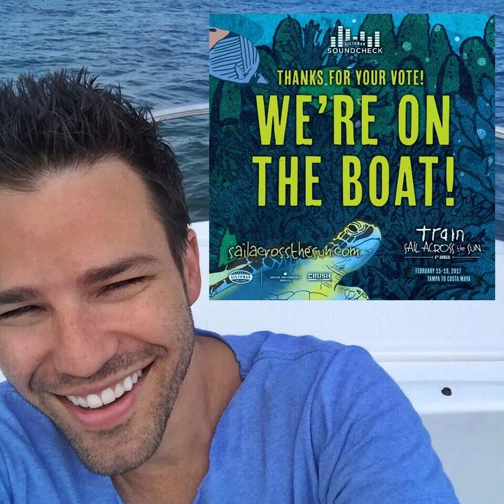 Todd Carey @ Train - Sail Across The Sun Cruise - Tampa, FL
