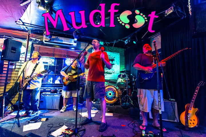 Mudfoot @ Tavern Off The Green - Morristown, NJ