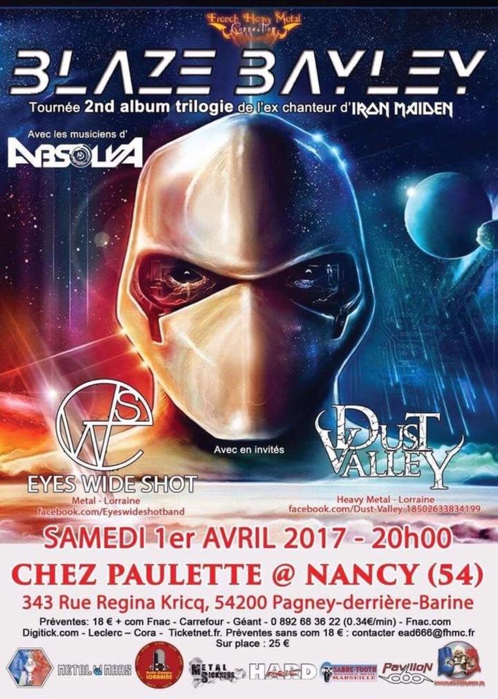 EYES WIDE SHOT @  Chez Paulette - Pagney-Derrière-Barine, France