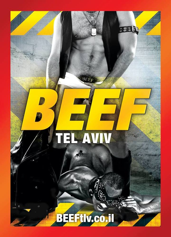 D'ALESSANDRO @ BEEF - Tel Aviv, Israel