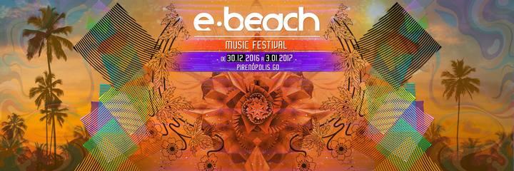 Visible Analog @ E-Beach - Pirenópolis, Brazil