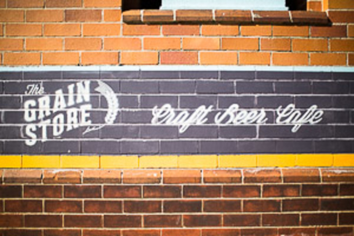 Tim Rossington @ The Grain Store - Newcastle, Australia