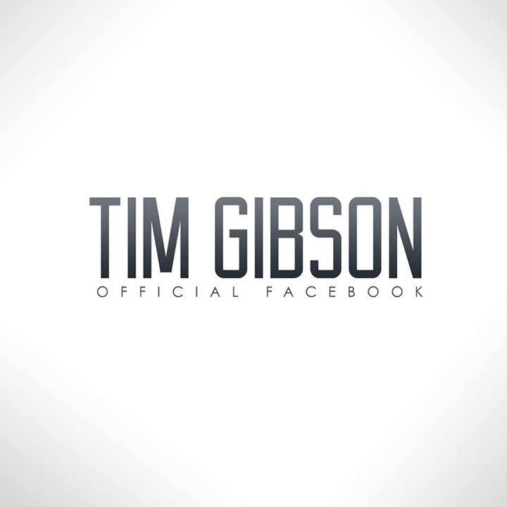 Tim Gibson Tour Dates