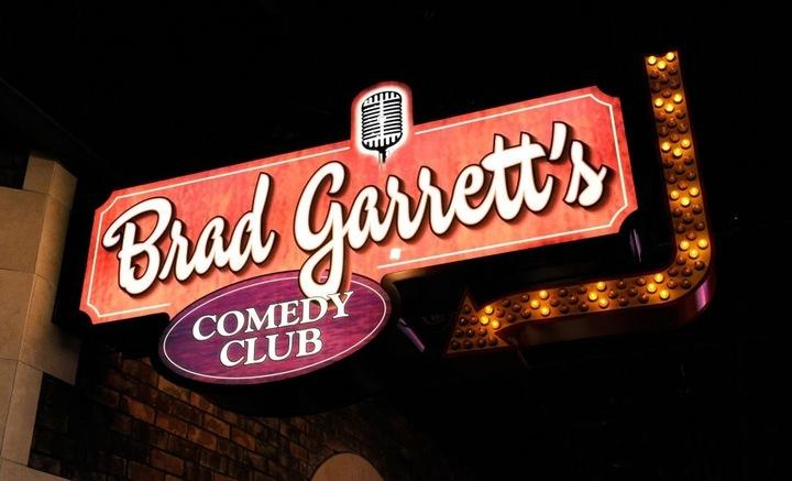 Heath Harmison @ Brad Garrett's Comedy Club - Las Vegas, NV