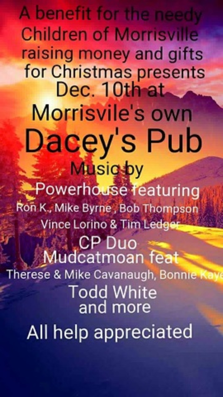 CP Duo @ Dacey's Pub  - Morrisville, PA