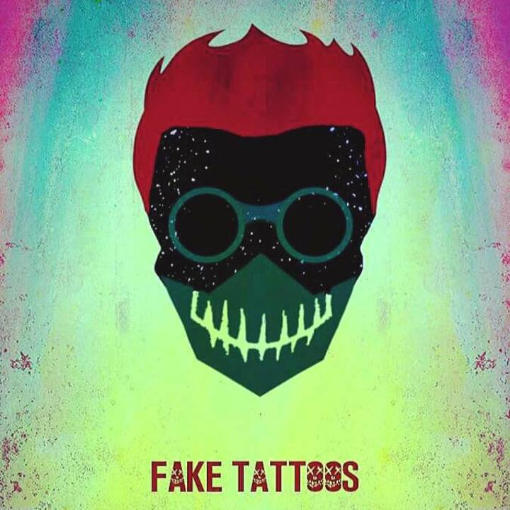 Fake Tattoos Tour Dates