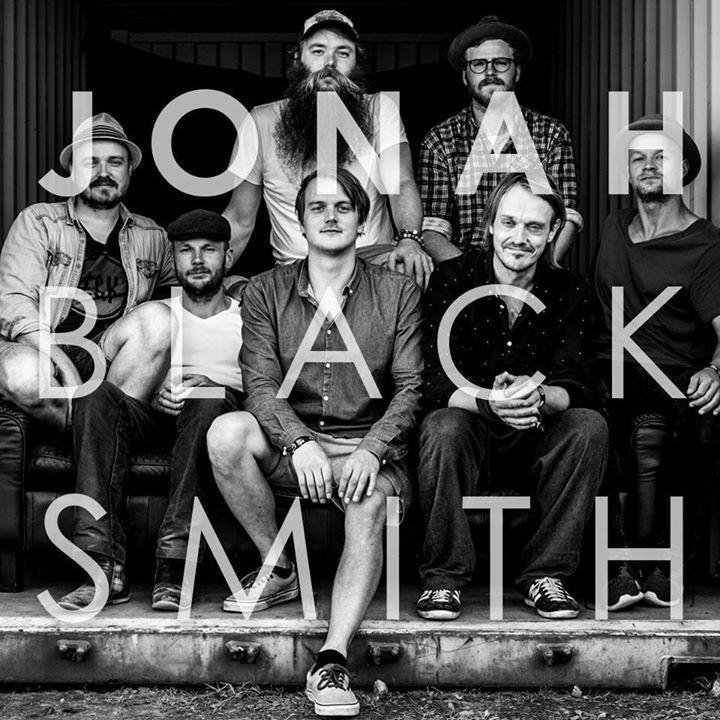 Jonah Blacksmith @ Skråen i Nordkraft - Aalborg, Denmark