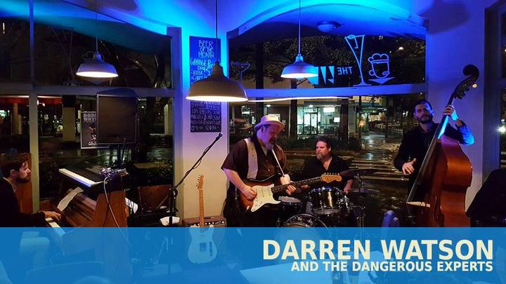 Darren Watson @ Hokowhitu Bowling Club - Palmerston North, New Zealand