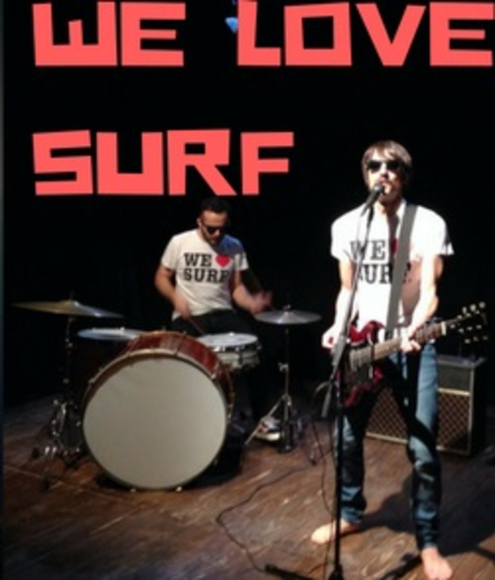 Curaro Dischi Produzioni @ We Love Surf@Pantagruel - Casale Monferrato, Italy