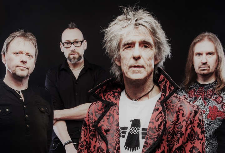 Martin Turner ex Wishbone Ash @ Square and Compass - Ilminster, United Kingdom