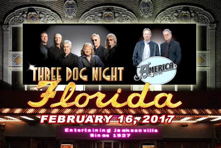 America @ Florida Theatre Jacksonville - Jacksonville, FL