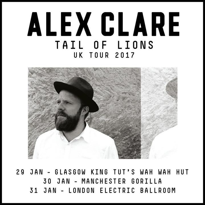 Alex Clare @ Gorilla - Manchester, United Kingdom