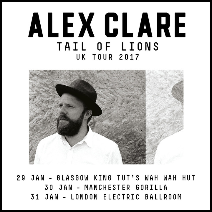 Alex Clare @ Electric Ballroom - London, United Kingdom