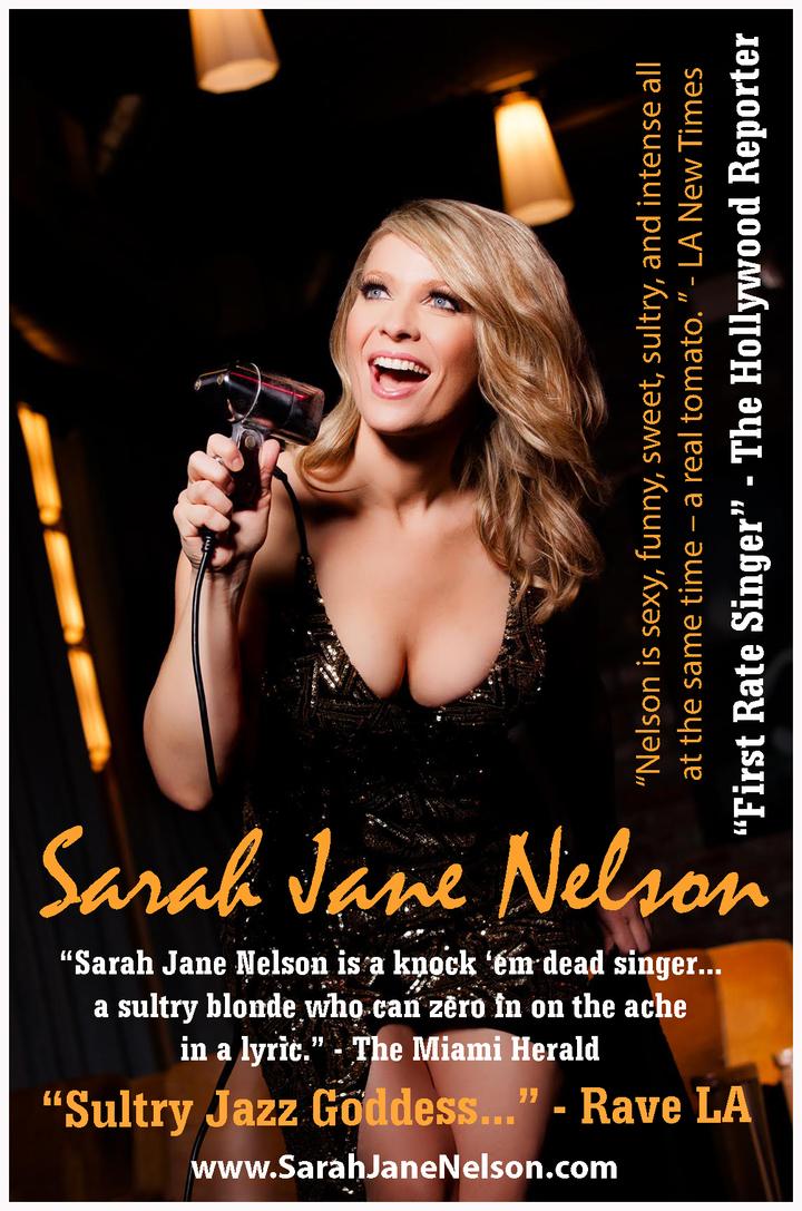 Sarah Jane Nelson Music @ Sambuca - Nashville, TN