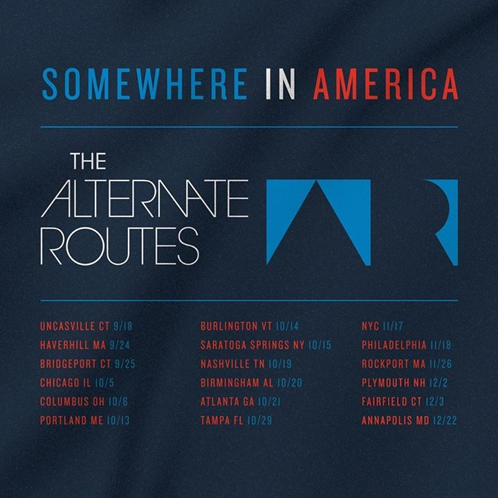 Alternate Routes @ The Hamilton - Washington, DC