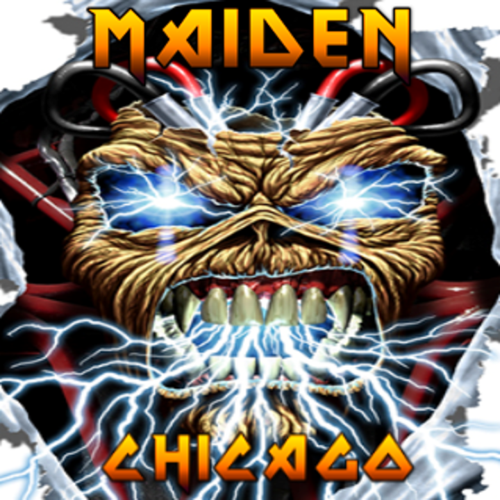 Maiden Chicago Tour Dates