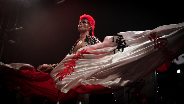 Absolute Bowie Band @ Bedford Corn Exchange - Bedford, United Kingdom
