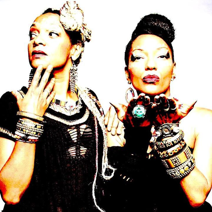 Les Nubians @ New Jersey Performing Arts Center - Newark, NJ
