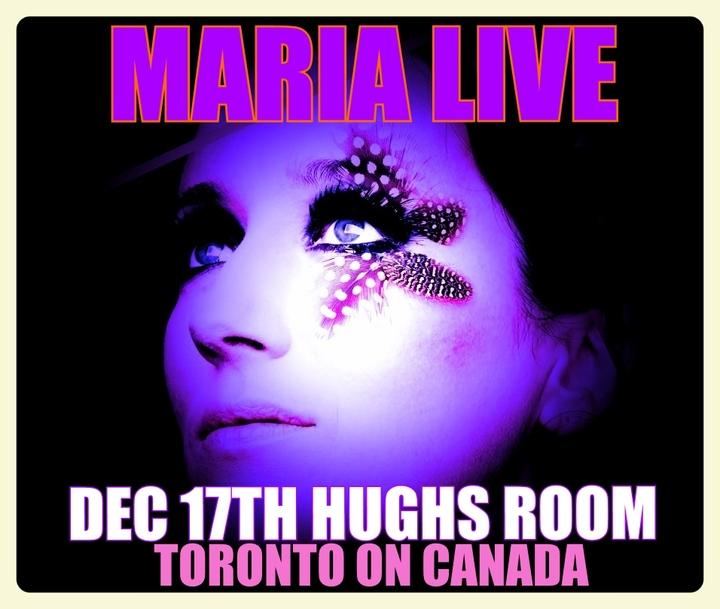 Maria Doyle Kennedy @ Hughs Room - Toronto, Canada