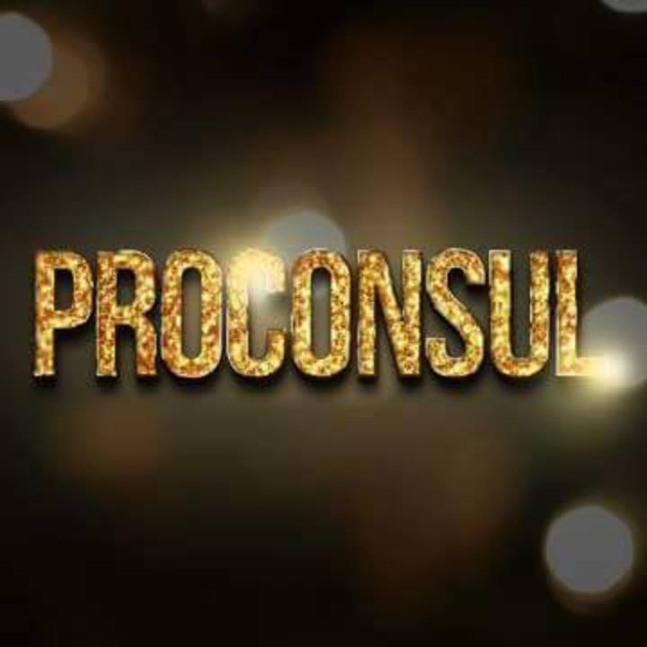 Proconsul Tour Dates