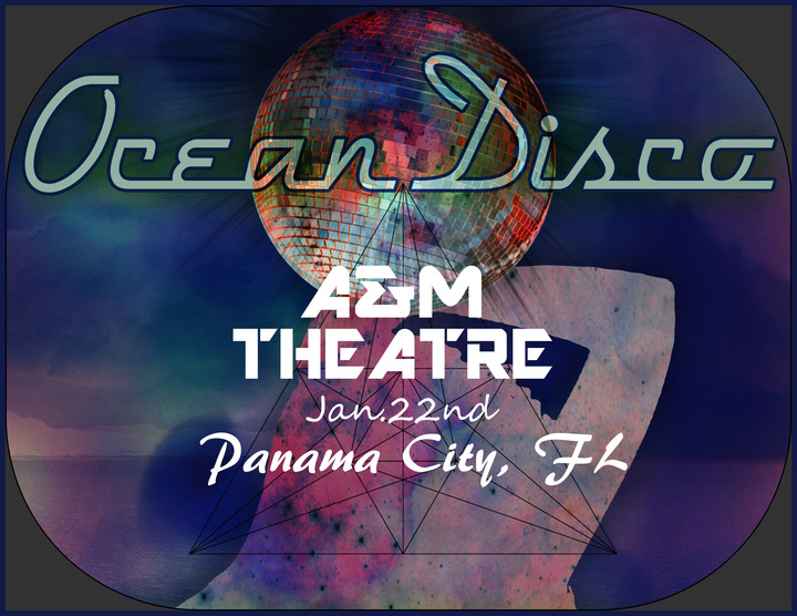 Ocean Disco @ A&M Theatre - Panama City, FL