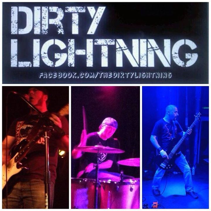 The Dirty Lightning Tour Dates