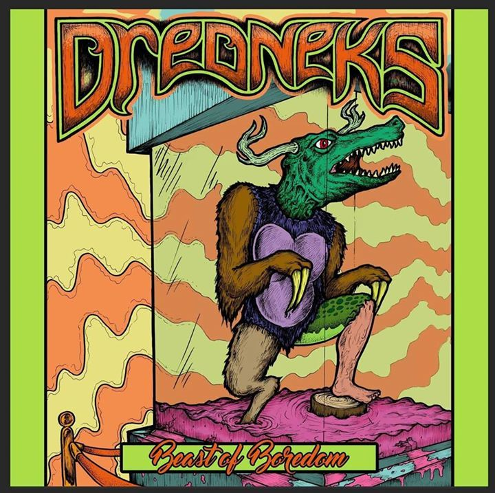 DredNeks Tour Dates