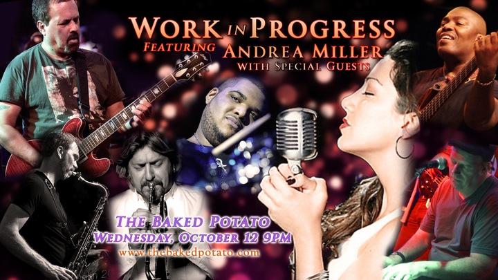 Work in Progress Tour Dates