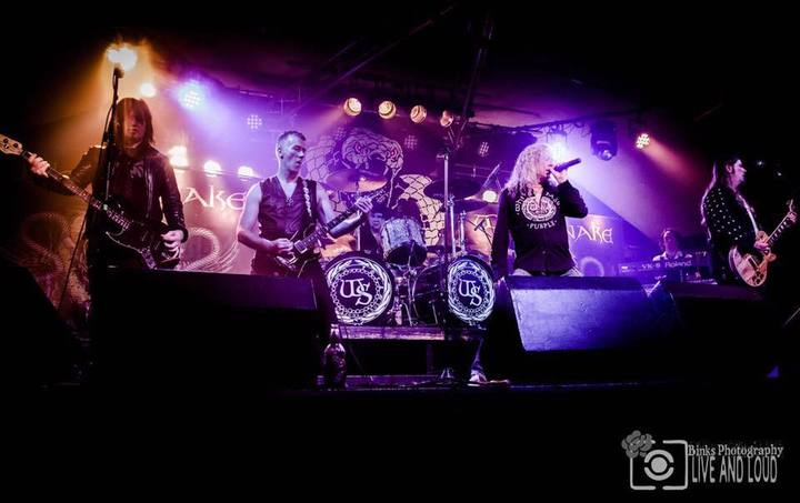 Whitesnake UK (the tribute) @ Bierkeller - Bristol, United Kingdom