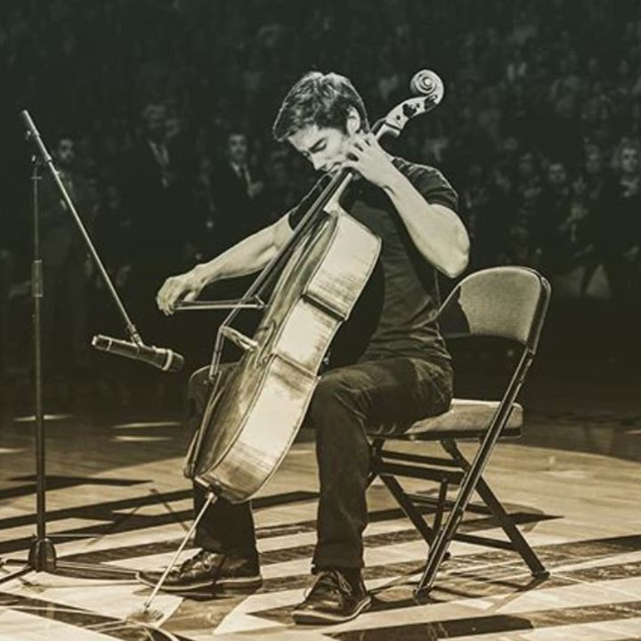 Cellist Sam Kahre Tour Dates