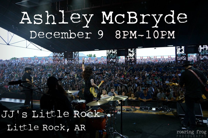 Ashley McBryde @ JJ's Little Rock - Little Rock, AR