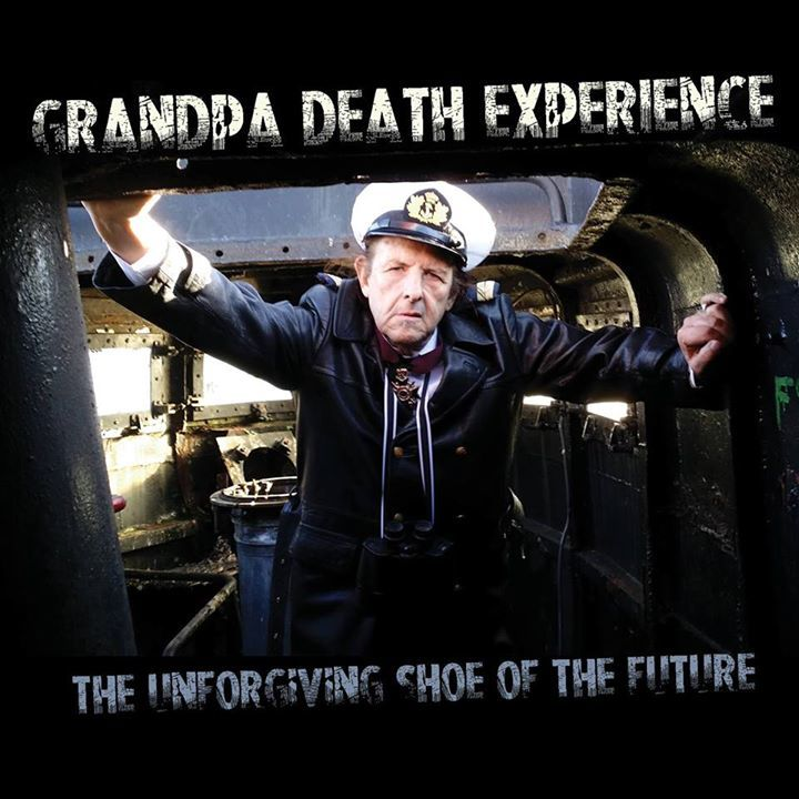 Grandpa Death Experience (Krakheads) @ Cafe Sound Carden - Amsterdam, Netherlands