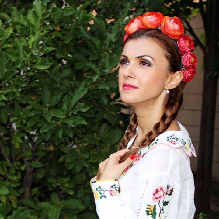 Andreea Voica Tour Dates