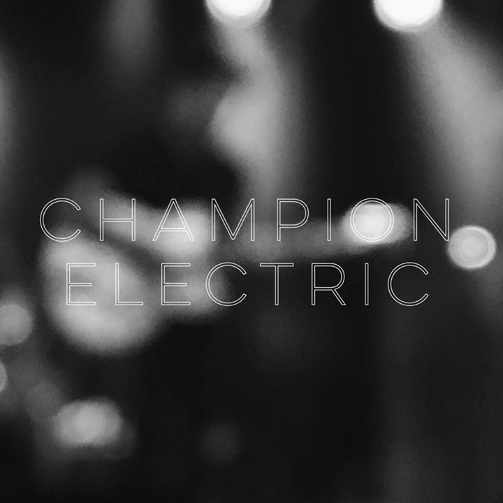 Champion Electric Tour Dates
