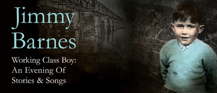 Jimmy Barnes - Official @ Stories and Songs / Wrest Point Entertainment Centre - Hobart, Australia