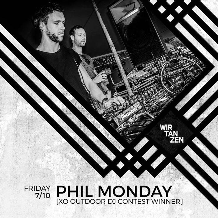 Phil Monday Tour Dates