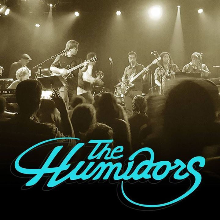 The Humidors Tour Dates