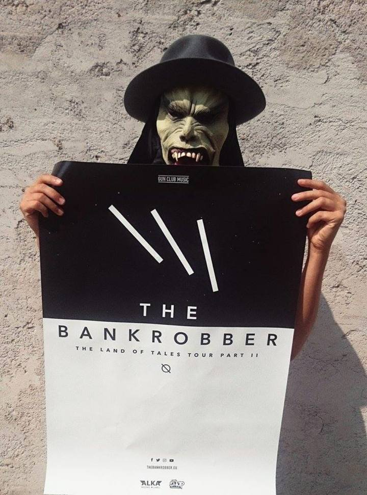 THE BANKROBBER @ Wopa - Parma, Italy