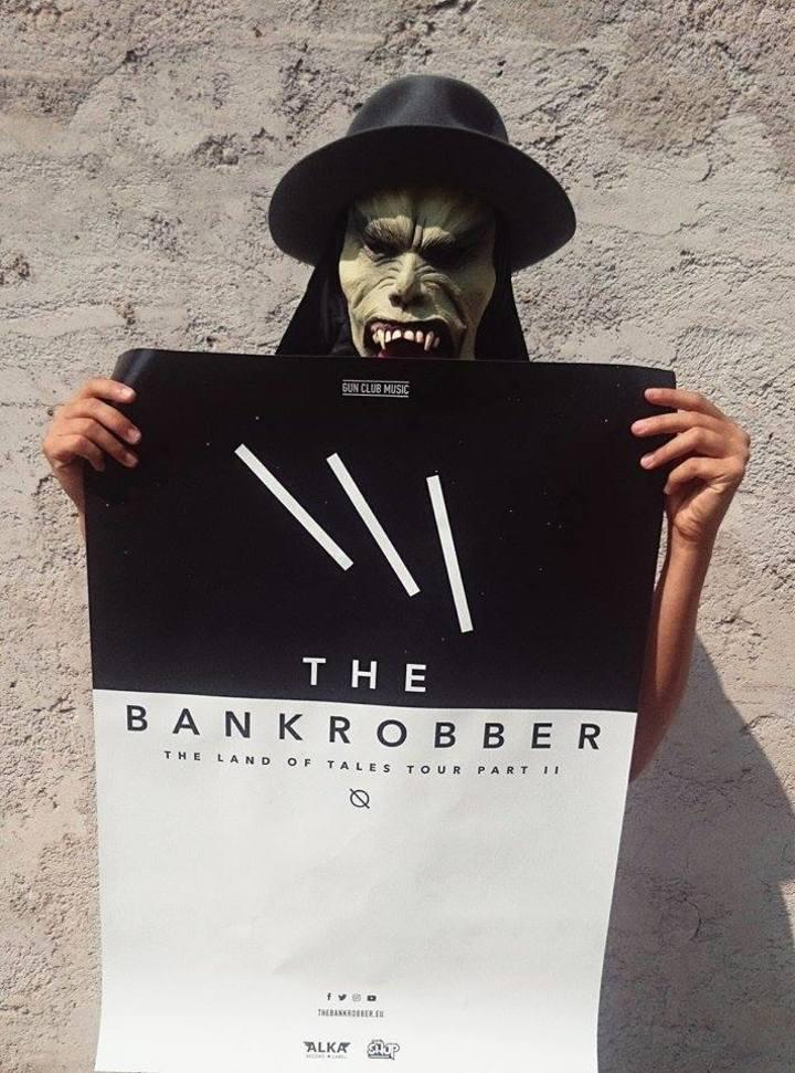 THE BANKROBBER @ Serraglio - Milano, Italy