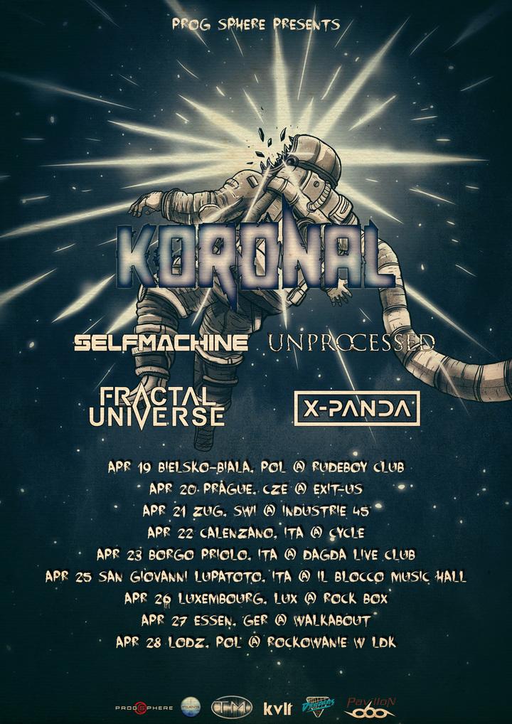 Koronal @ Rockowanie w LDK - Lodz, Poland