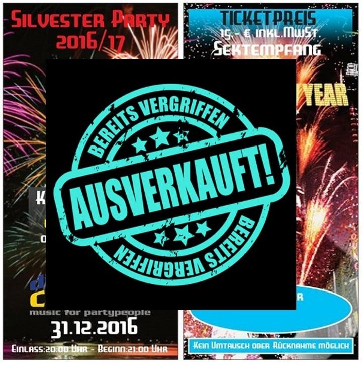 Diskothek Caravan aka DJ Stephano @ Silvesterparty/Greizer Str.70 - Zeulenroda, Germany