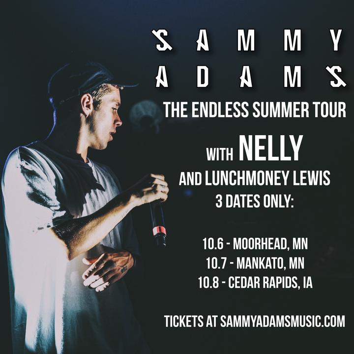 Sammy Adams Tour Dates