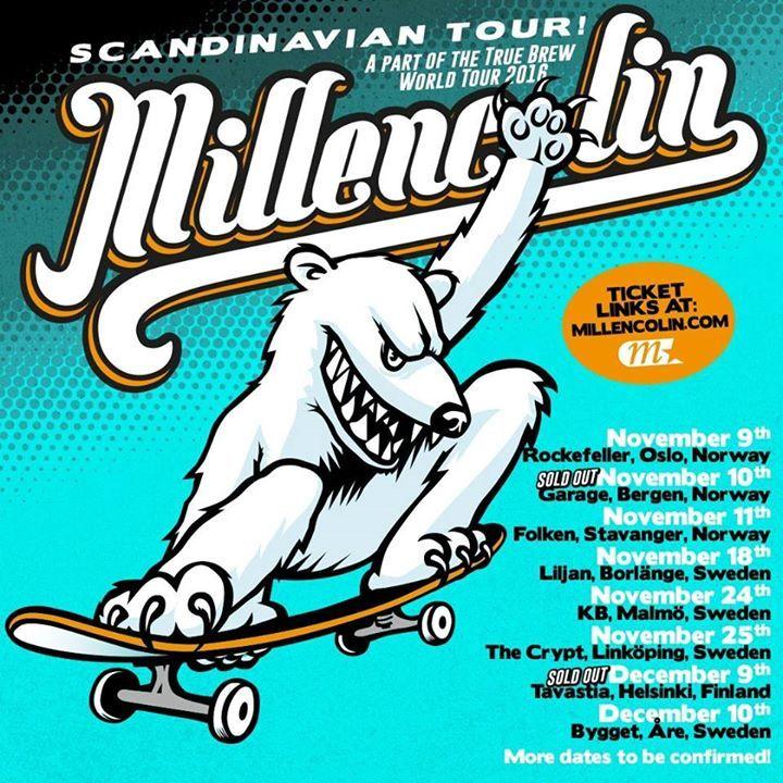 Millencolin Tour Dates