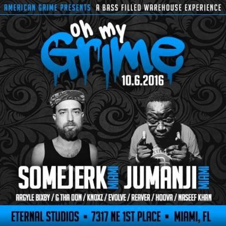 MC JUMANJI Tour Dates